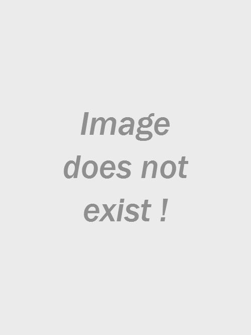 엘르옴므 하와이안프린트 오픈카라 밑단일자 레귤러 반소매셔츠 E183R-23312