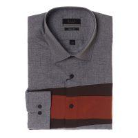 엘르옴므 블록셔츠 슬림 긴소매셔츠 E174S-93583