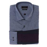 엘르옴므 블록셔츠 슬림 긴소매셔츠 E174S-93582