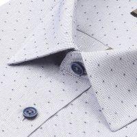 엘르옴므 컷도비 세미와이드 레귤러 긴소매셔츠 E181R-22192