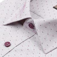 엘르옴므 컷도비 세미와이드 레귤러 긴소매셔츠 E181R-22198