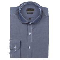 엘르옴므 데님라이크 세미와이드 슬림 긴소매셔츠 E181S-22912