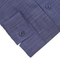 cvc 슬럽 세미와이드 슬림 긴소매셔츠 E182S-22510