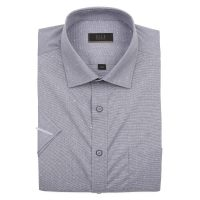 TR카치온프린트 세미와이드 레귤러 반소매셔츠 E183R-22122